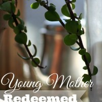 Young Mother Redeemed